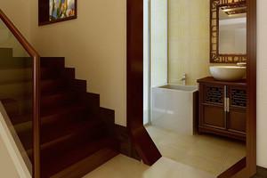 精致的中式风格室内楼梯设计图片鉴赏