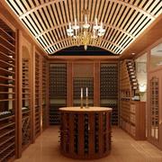 欧式风格酒柜装修效果图