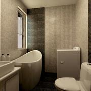 卫生间设计装修效果图