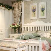 卧室装修衣柜图