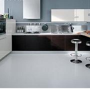 韩式风格厨房装修整体图