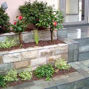 家庭园艺设计装修台阶图