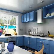 开放式厨房设计实例