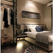 欧式风格榻榻米床装修灯光设计