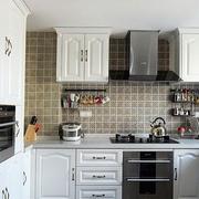 厨房装修橱柜图