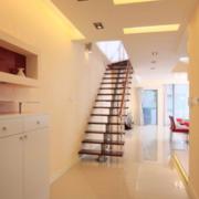 楼梯设计装修色调搭配
