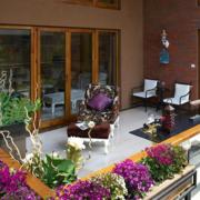 别墅庭院设计装修环境图