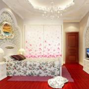 卧室设计装修背景墙图