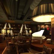 酒吧设计装修色调搭配