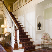欧式风格楼梯装修实例