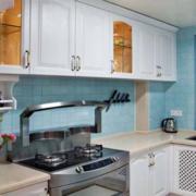 厨房设计装修整体图