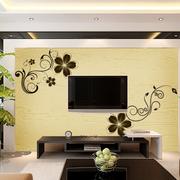客厅硅藻泥背景墙装修色调搭配