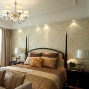 卧室设计装修实景图