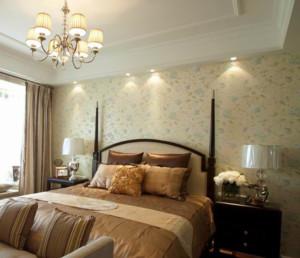 经典优雅的美式卧室装修效果图