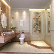 卫生间瓷砖灯光设计