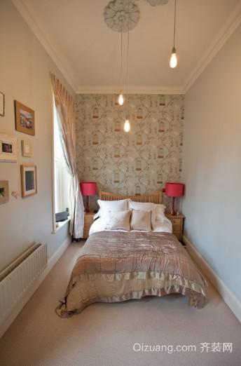 朴素宜家卧室装修效果图