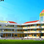 幼儿园装修设计外景图