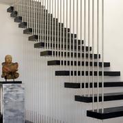 室内楼梯设计隔断图