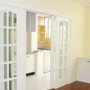 别墅厨房移门装修唯美图