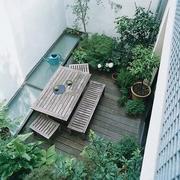 家庭园艺设计装修外景图