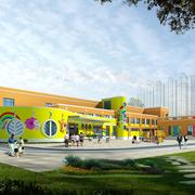幼儿园装修设计实景图