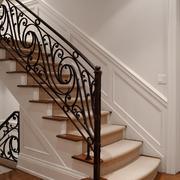 欧式风格楼梯装修实景图
