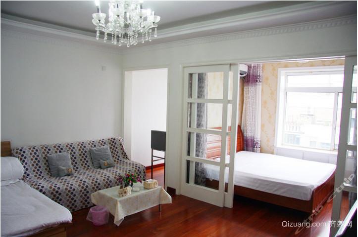 环境优美单身公寓装修效果图