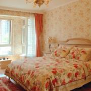 小卧室设计装修窗帘图