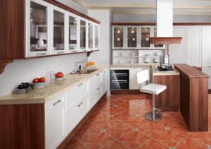 厨房欧派橱柜装修效果图