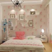 小卧室设计装修吊灯图