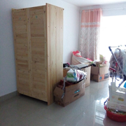 单身公寓装修造型图