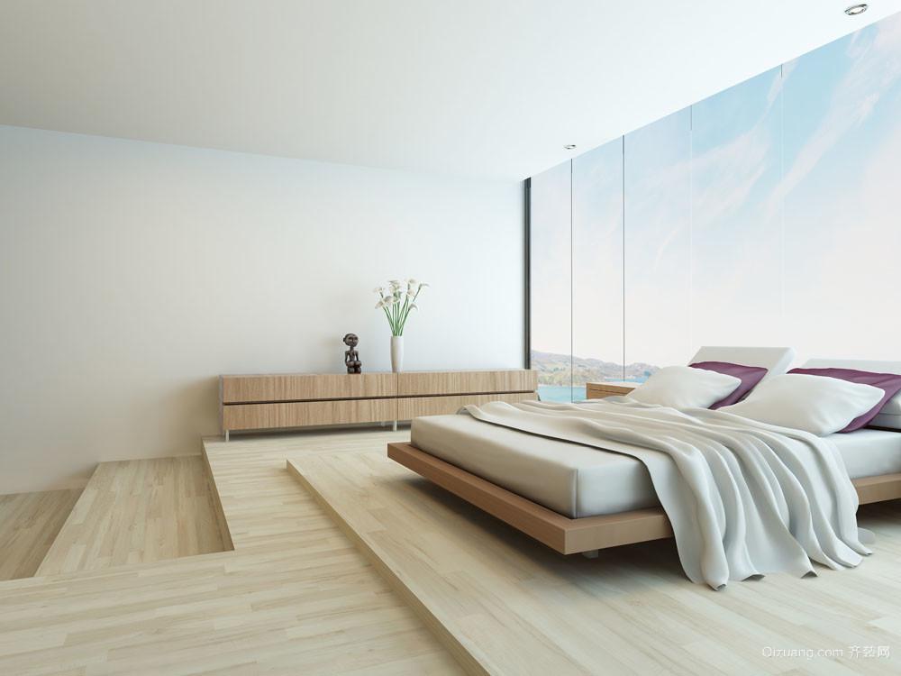 2015奇思妙想的现代风格卧室背景墙装修图片鉴赏