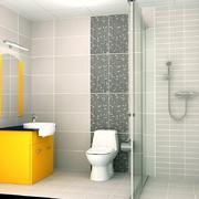卫生间装修隔断图