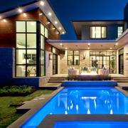 别墅设计装修实例