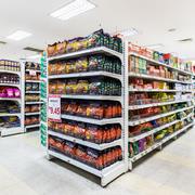 超市货架实例