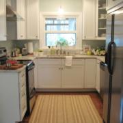 开放式厨房装修灯光设计