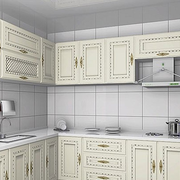 欧式风格厨房装修造型图