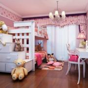 儿童房设计装修色调搭配