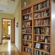 小书房装修造型图