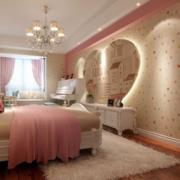 儿童房设计装修窗帘图