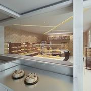 蛋糕店设计装修实例