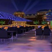 酒吧设计装修外景图