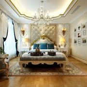 卧室背景墙装修唯美图