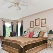 窗帘装修卧室图