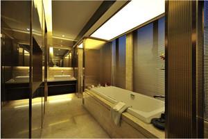 后现代简约风格卫生间装修设计效果图