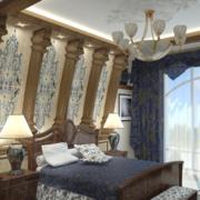 卧室装修背景墙图