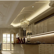 法式风格酒柜装修灯光设计
