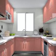 厨房装修整体设计