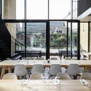 地中海风格咖啡厅装修唯美图