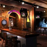 酒吧设计装修整体图